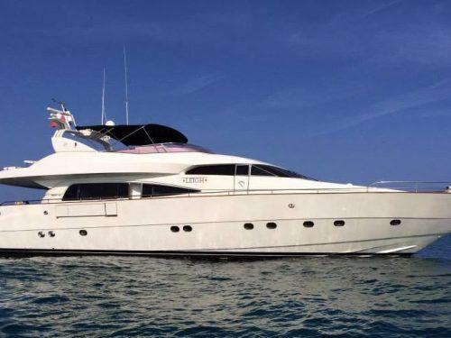 Super yacht Barcelona