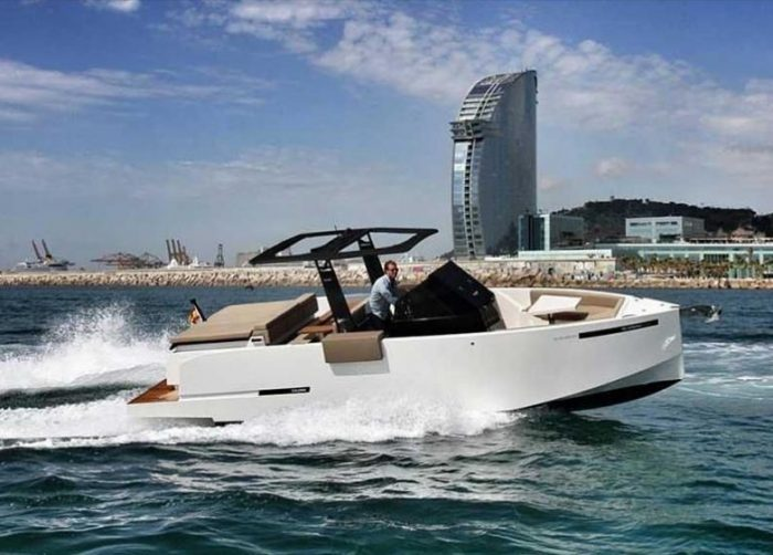 rent a speed boat in barcelona barcelona