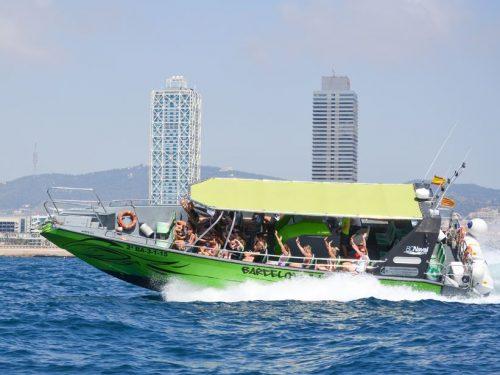fast ferry barcelona