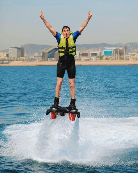 flyboard barcelona 2