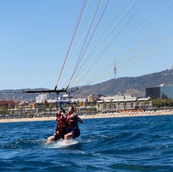parasailing port olimpic