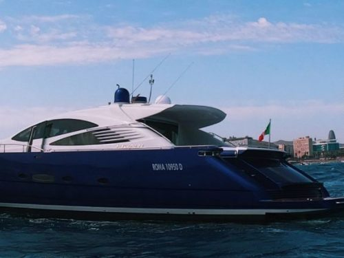 luxury yacht rental barcelona